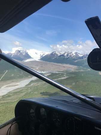 Glennallen, AK: Ride the mail plane