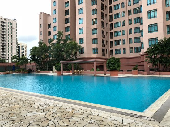 Great World Serviced Apartments Pool