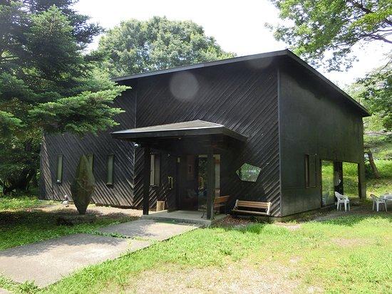 Maebashi, Japan: 美術館正面