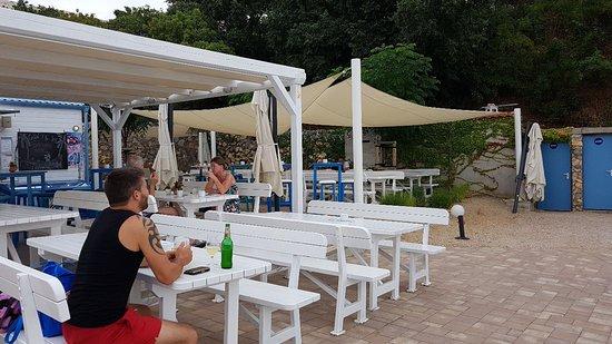 Stara Baska, Croatia: Skrila Sunny Camping
