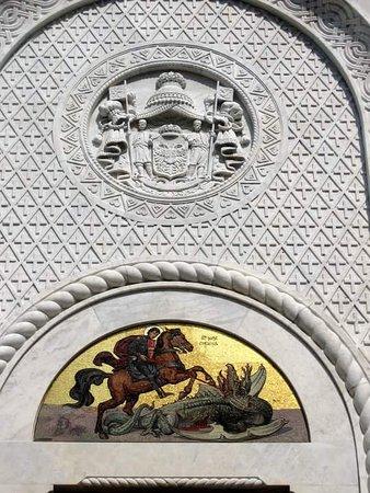 Topola, Srbija: Oplenac - Crkva Svetog Đorđa