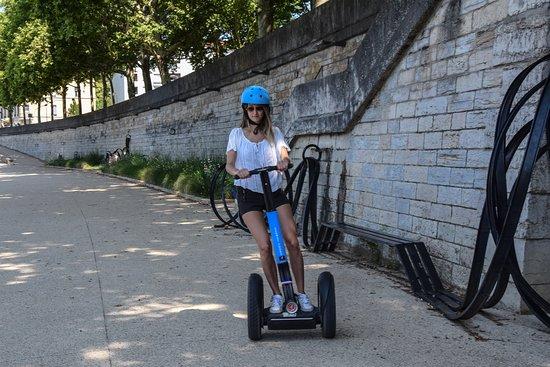 Mobilboard Lyon Segway & Bike Tours