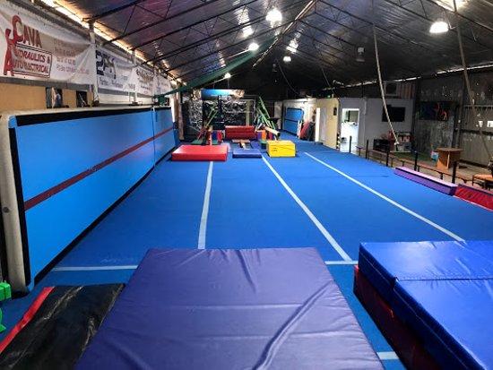 North West Gymnastics Sprung Floor Nwgmountisa Mountisatumbling Mountisaacro Mountisagymnast
