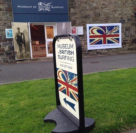 Braunton, UK: Museum of British Surfing