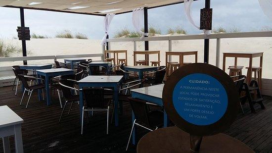Tocha, Portugal: Praia Mar e Vida boa