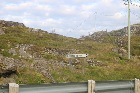 Leknes, Norway: E aqui ...
