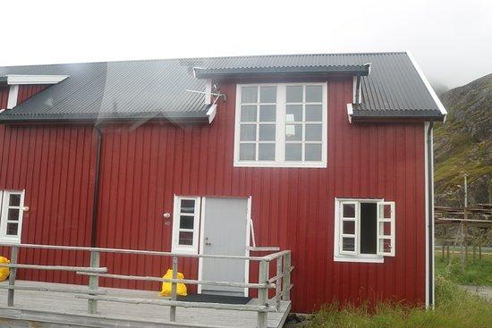 Leknes, Norway: O apartamento