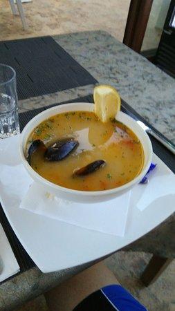 Il-Terrazzo: SeaFood Soup