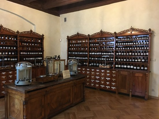 Pharmacy Museum in Wroclaw