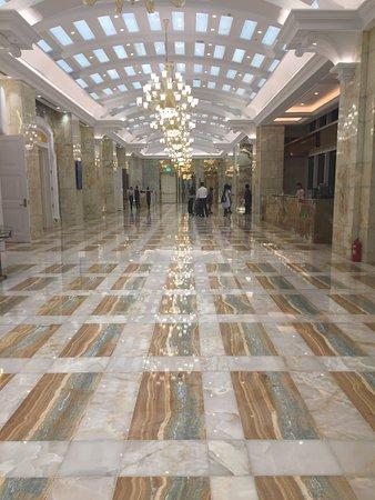 Luxurious Palatial surroundings