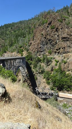 Plumas County, Californien: Feather River National Scenic Byway