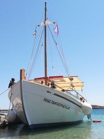 Naoussa, Greece: #pantasoulas_daily_cruises