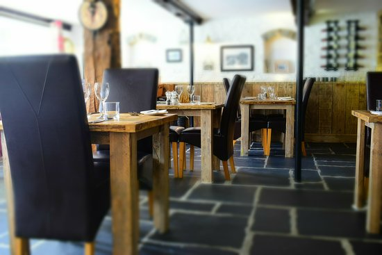 The Old Mill Bistro Little Petherick Restaurant Reviews