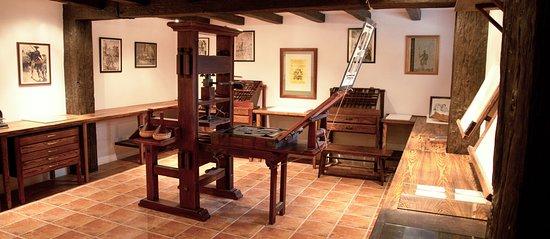 Sociedad Cervantina - Imprenta del Quijote