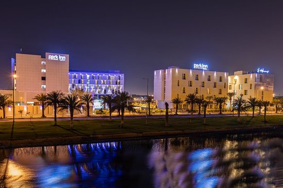 Park Inn by Radisson Hotel and Apartments Dammam Industrial City