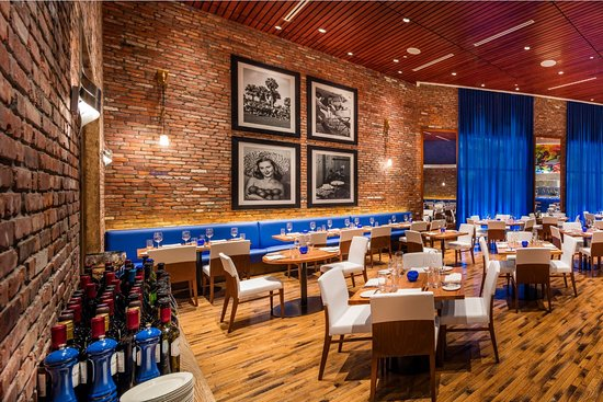 Jwb Prime Steak And Seafood Dining Area 2