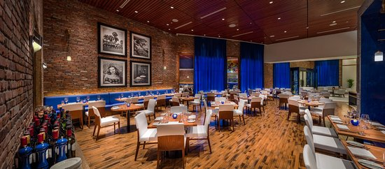 Jwb Prime Steak And Seafood Dining Area 2 Panorama