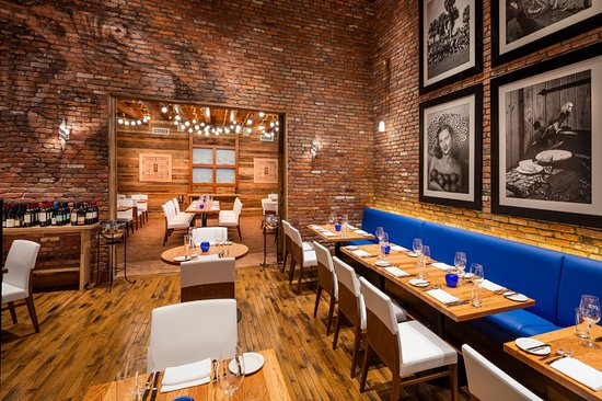 Jwb Prime Steak And Seafood Dining Area Private