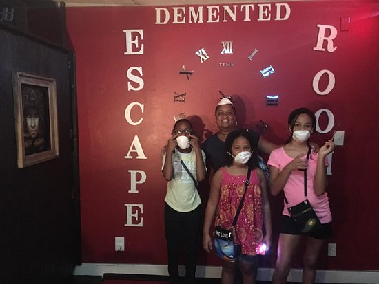 Demented Escape Room