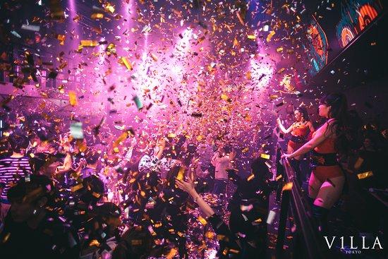 Nightclub Villa Tokyo