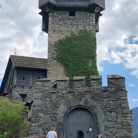 Obervellach, Austria: Falkenstein Castle
