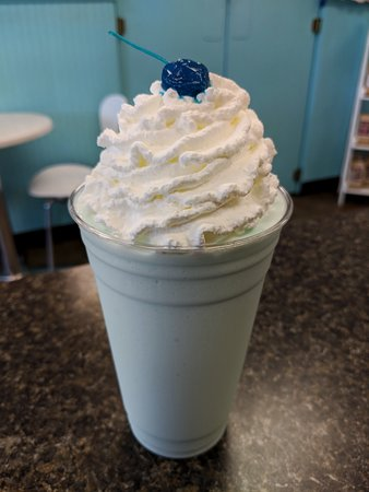 Myerstown, PA: A new signature drink; the Cloud 9!