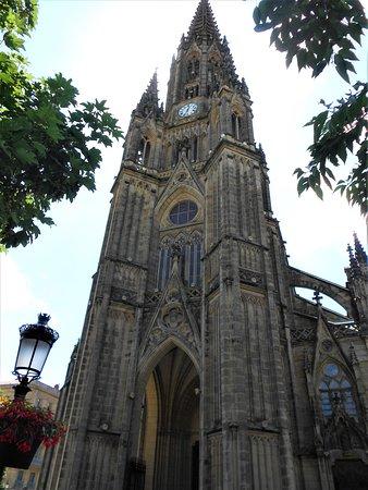 Buen Pastor Cathedral : Altura campanario