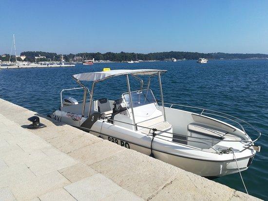 Taxi Boat Poseidon