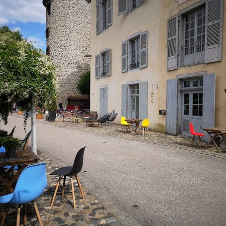 Lavoute-Chilhac, France : Le Prieure