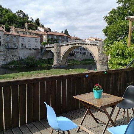 Lavoute-Chilhac, Francja: Le Prieure