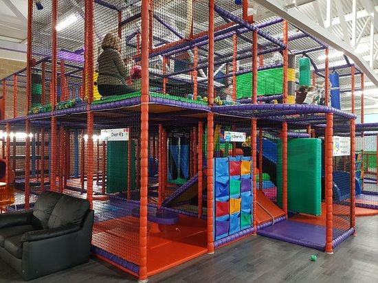 Over 4 S Play Area Picture Of Djs Play Park Hemel Hempstead