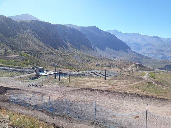 Valle Nevado照片
