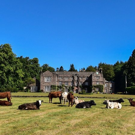 Clitheroe, UK: Browsholme Hall
