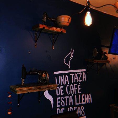Pinos, Mexiko: Entre Costuras Café - Restaurante