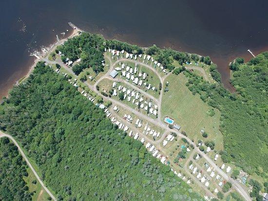 Granville Ferry, Καναδάς: Dunromin Campground