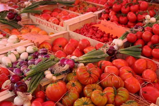Sainte-Cecile, Francia: taste Provence's bounty