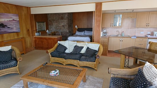 Hotel Port Dinorwic: Spacious and well equipped
