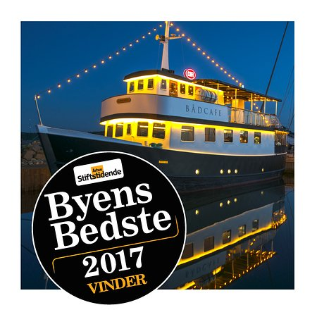 In 2017 we won a prize as the best café in Aarhus. We are still happy :-)