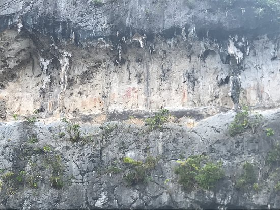 Kaimana, Indonesia: The ancien painting