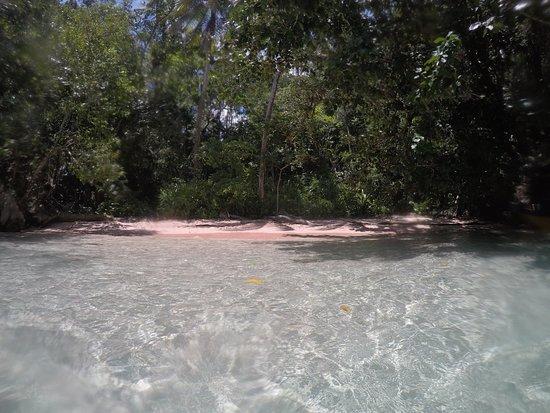 Kaimana, إندونيسيا: Pink beach