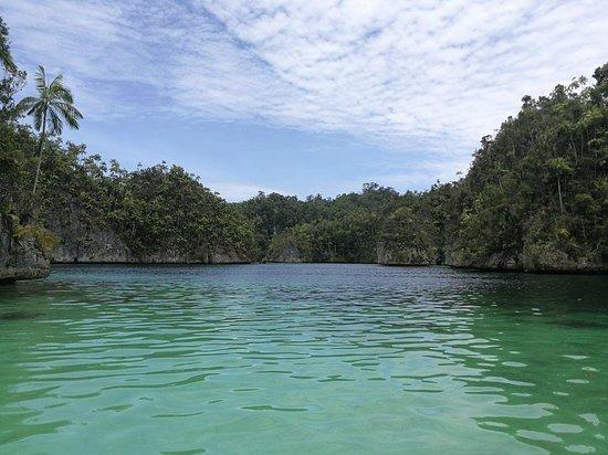 Kaimana, إندونيسيا: Triton bay