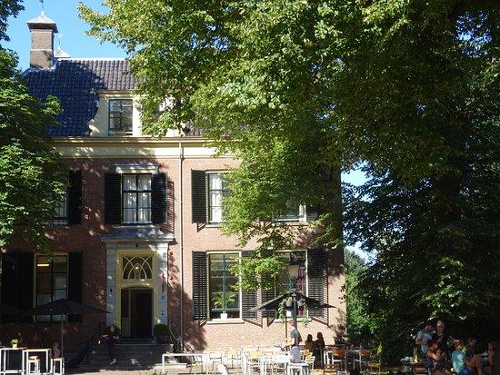 Bunnik, The Netherlands: De 18de eeuwse Landgoederen Rhijnauwen bij Amelisweerd