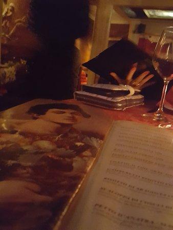 Cantina Caravaggio: cardapio