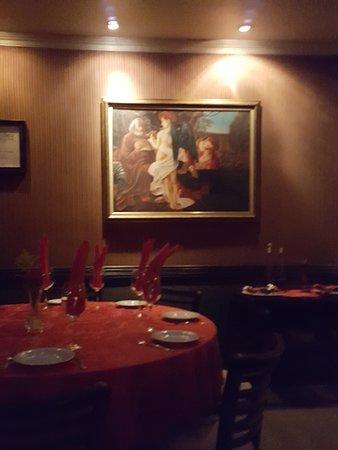 Cantina Caravaggio: ambiente