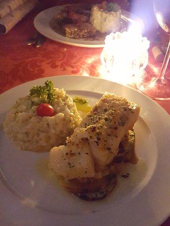 Cantina Caravaggio: peixe delicioso