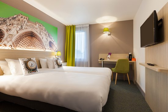 Longueau, France : Another Twin Room