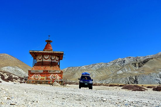 Patan (Lalitpur), Nepal: Upper Mustang Adventure Jeep Tour