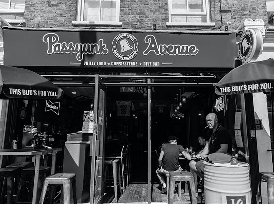 Passyunk Avenue London Fitzrovia Restaurant Reviews Phone