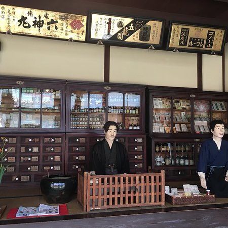 Akinai to Kurashi Wax Doll Museum