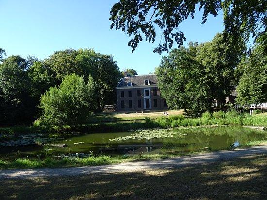 Museum Oud Amelisweerd: Buitenhuis Oud Amelisweerd uit het jaar 1770;Museum MOA